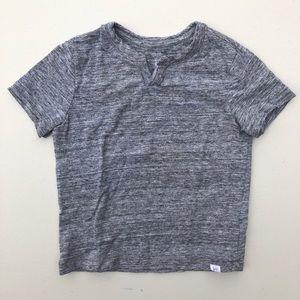 Gap   toddler boy grey t shirt